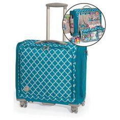 360 Crafters's Bag - Trolley bag - Aqua