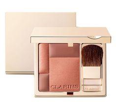 clarins blush palett