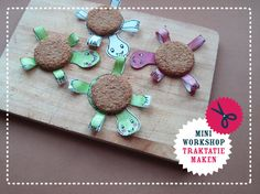 Knutsel Workshop #1: Traktatie Schildpad » Homemade Happiness - Knutsel zelf de leukste kinderfeestjes! Kant en klare KnipBoeken en printbare knipvellen
