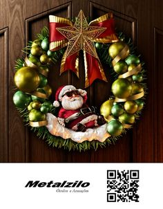 [image] Title: Santa Claus takes a break Name: Estudio Icone Country: Brazil Software: max, Photoshop, ZBrush At the end of every year it is the same thing, with Christmas to come, lots of last minute jobs reque… Christmas Night, Very Merry Christmas, Christmas Is Coming, Christmas Art, Christmas And New Year, Christmas Wreaths, Xmas, Christmas Ornaments, Christmas Stuff