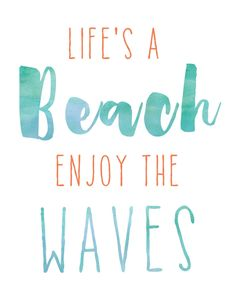 When the waves are gentle & kind, enjoy eating your cake by the ocean! But the same waves can turn dangerous & mean, and they will get you by surprise. The trick is to forget the last, and simply enjoy beachlife, who cares about the flood when the sun is shining!