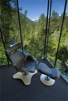 Juvet Landscape Hotel, Gudbrandsjuvet, 2008