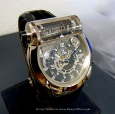 AHCI & Independent Haute Horlogerie - Studio7h38, a Watchmaking Design and R&D Shop