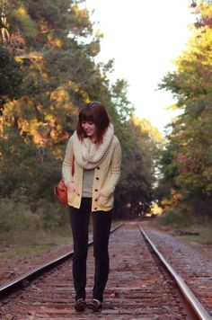 The Clothes Horse: October 2011 blouse -  scarf  #bag