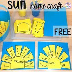 Summer Activities & Centers for Little Learners - Pocket of Preschool