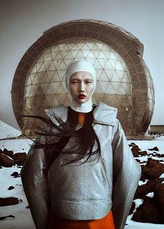 Área Visual - Blog de Arte y Diseño: La fotografía editorial de Martin Tremblay. Pinch