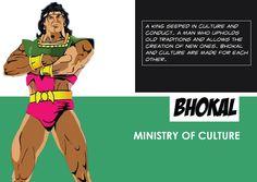 Culture-Minister-Bhokal Indian Comics, Comic Character, Comic Art, Characters, Culture, Memes, Figurines, Animal Jokes, Meme