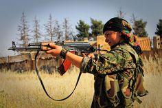 Contemporary History, Outdoor Girls, Female Fighter, Tactical Survival, Military Women, Kurdistan, Freedom Fighters, Modern Warfare, Art Photography