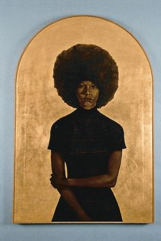 Before Kehinde Wiley, there was Barkley L. Hendricks: magnificent portraits of African-Americans African American Artist, African Art, American Artists, Famous African American Paintings, Famous Black Artists, Kehinde Wiley, Black Girl Art, Black Artwork, Afro Art