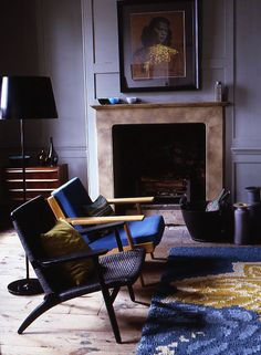 Mid Century Modern Interior | Indigo
