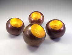 Copper & Bronze Orbs