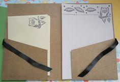 Bella Linke - Encadernação Artesanal e Cartonagem: Carimbos Artesanais