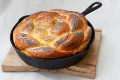 Challah, Baked on the Grill