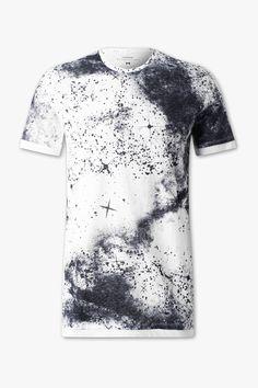 Create T Shirt Design, Shirt Print Design, Shirt Designs, High Fashion Men, Mens Fashion, Spring T Shirts, Men's Wardrobe, Cool T Shirts, Printed Shirts