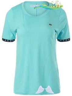 Lacoste Women's Spring Branding Top Lacoste Women's Spring Branding Top - Tennis Warehouse Europe<br> Tennis Warehouse, Lacoste, Europe, Branding, Spring, Tops, Fashion, Moda, Brand Management