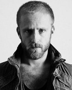 Ben Foster. never liked blondes but he's an amazing actor.