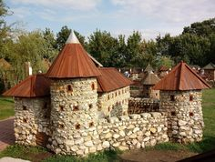 Melonys Castle Park (am Velence-See) - Hungary Travel, Faux Stone, Budapest Hungary, Crete, Holiday Destinations, Holiday Travel, Samara, Gazebo, Beautiful Places