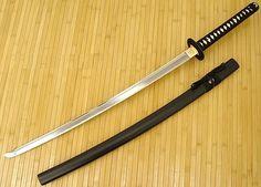 My weapon of choice; the katana.