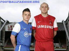 Leyton Orient Nike Home and Away Kits Leyton Orient Fc, Professional Soccer, Football Fashion, East London, Home And Away, Sports Shirts, Nike, Sport T Shirts