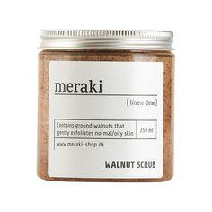 Walnut Scrub - Body