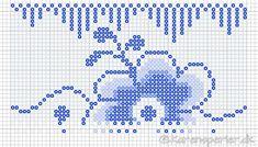 Royal copenhagen Mega Mussel i perler Hama Beads Design, Hama Beads Patterns, Beading Patterns, Embroidery Patterns, Cross Stitching, Cross Stitch Embroidery, Cross Stitch Patterns, Iron Beads, Perler Bead Art
