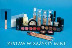 Zestaw Wizażysty Mini   Make Up Atelier Paris  www.folaroni.com