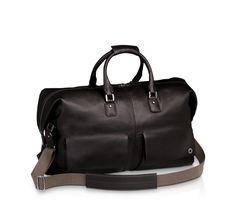 Montblanc presents: Soft Leather Range Hold-all Bag