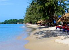 Otres Beach - Sihanoukville