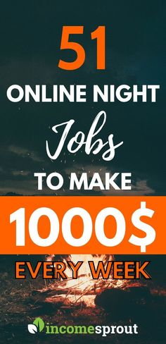 Working a night job is really hard as no one wants to leave their home to work all night. but you can start working a night job right from y. Earn Money From Home, Make Money Fast, Make Money Online, Online Work From Home, Work From Home Jobs, Online Earning, Online Jobs, Earning Money, Making Money Teens
