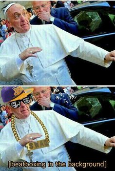 Pope $wag