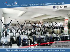 Hot selling planetary Self-Propelled floor grinder, Global Advocate of Self-Propelled Grinding Machines,Xingyi international Surface treatment seminar in March,See you in our factory after Concrete Grinder, Grinding Machine, Concrete Floors, Surface, Flooring, Technology, Customer Support, Tech, Customer Service
