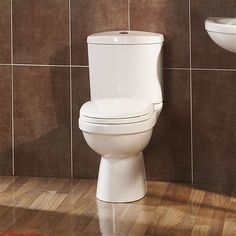 Nathalia Close Coupled Toilet - £319 http://www.bathroomheaven.com ...