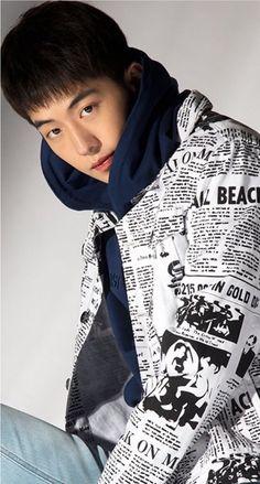 Asian Guys, Asian Men, Nam Joohyuk, Weightlifting Fairy Kim Bok Joo, Joo Hyuk, Billboard Music Awards, Kpop Guys, Handsome Guys, Hot Mess