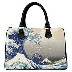 iHomeStore Custom Doctor Who Leather Canvas Handbag /Tote Bag /Shoulder Bag for Women(Twin Sides)