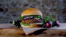 Vegetarburger fra Meyers