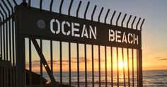 Check out Ocean Beach in San Diego, California, and connect to nature.
