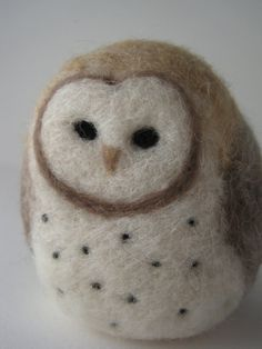 Your place to buy and sell all things handmade Felted Wool, Wool Felt, Needle Felting, Owl, Barn, Sculpture, Free Shipping, Unique Jewelry, Handmade Gifts