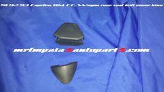 94 95 96 Chevy Caprice Classic Wagon upper 2nd seat seat belt covers BLUE-http://mrimpalasautoparts.com