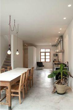 Concrete & wood, studiotrom.be