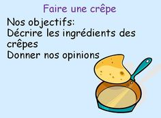 Les crêpes - Try this versatile PowerPoint for a range of Mardi Gras activities.