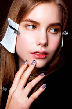 How to Spice Up Your French Manicure