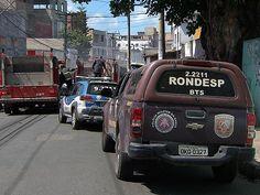 DE OLHO 24HORAS: Rodoviários deixam de circular no IAPI após ônibus...