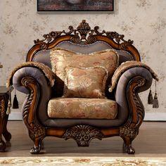 Meridian Furniture Inc Seville Club Chair - 693-C