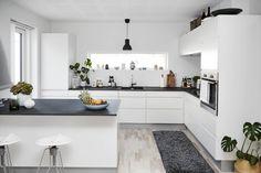 Kitchen Styles : Small U Shaped Kitchen Designs New Kitchen Ideas ...