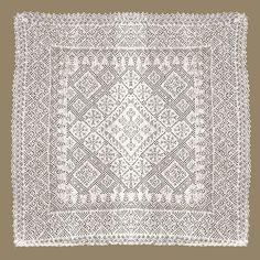 Федорова О.А. Оренбургский пуховый платок. Паутинка. Снежинка. 1989 г.  » Увеличить -> Knitted Shawls, Lace Shawls, Baby Shawl, Lace Knitting Patterns, Shawls And Wraps, Mind Blown, Knitting Projects, Free Pattern, Knit Crochet