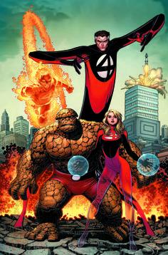 Fantastic Four #2 Variant Cover | Arthur Adams