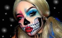 Amazing Halloween Makeup Ideas to Delight And Terrify Your Friends