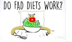 How to spot a fad diet.👌🍎🥗🥦 #Diet #Nutrition #TEDEd #διατροφη #BetterMeEU