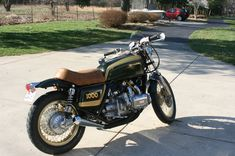 Honda Goldwing GL 1000 Cafe Racer | HONAHA