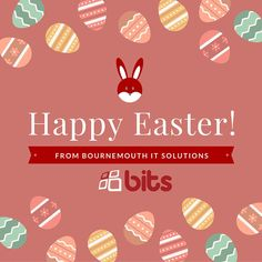 Happy Easter from Bournemouth IT Solutions Bournemouth University, Computer Repair, Apple Mac, Spring Is Here, Happy Easter, Happy Easter Day